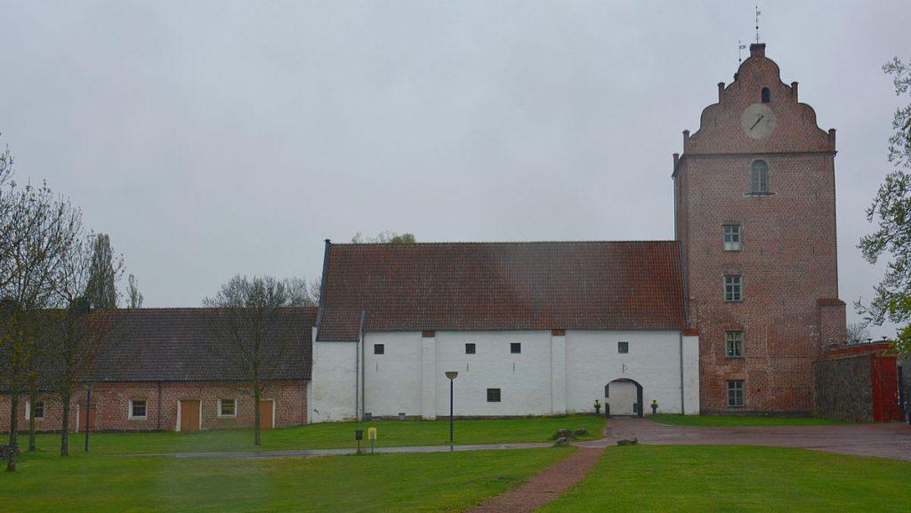 Bäckaskog slott i Skåne
