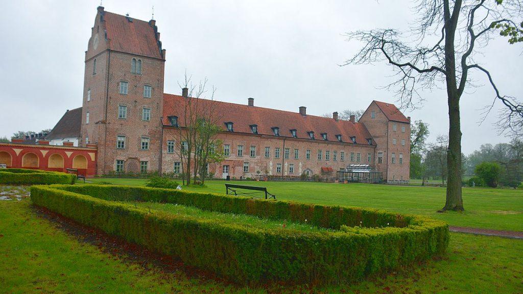 Bäckaskogs slott i Skåne
