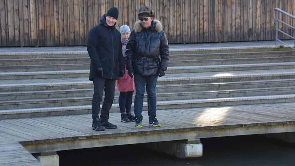 På egen bäversafari i Stockholm