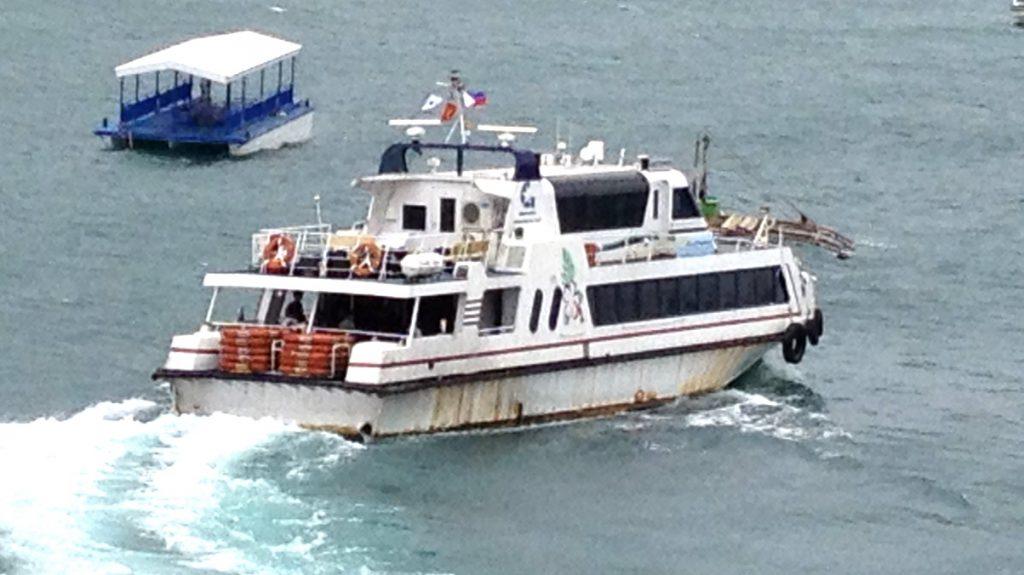 Båt Filippinerna