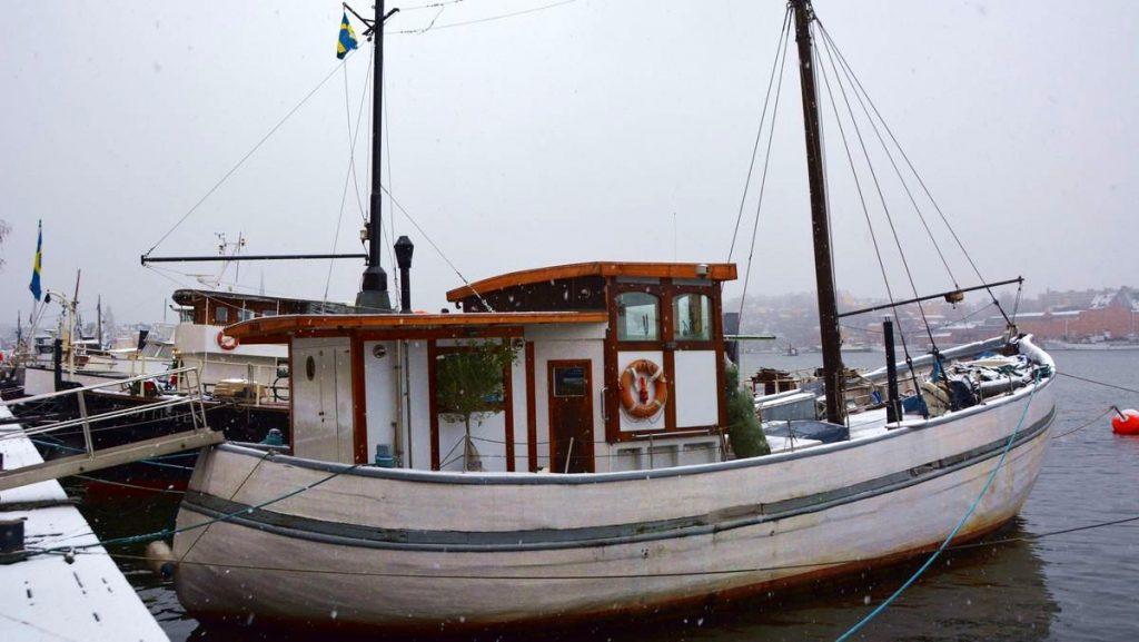 Båt Kungsholmen