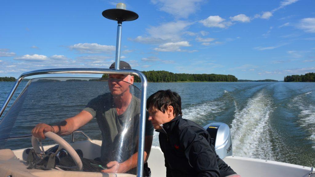 Båt Ringsö