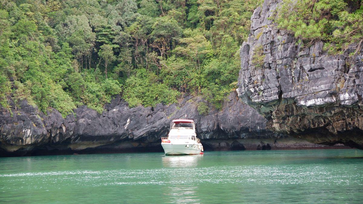 Båt malaysia