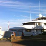 Båtar i Halifax hamn