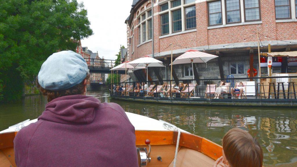 Båttur Gent