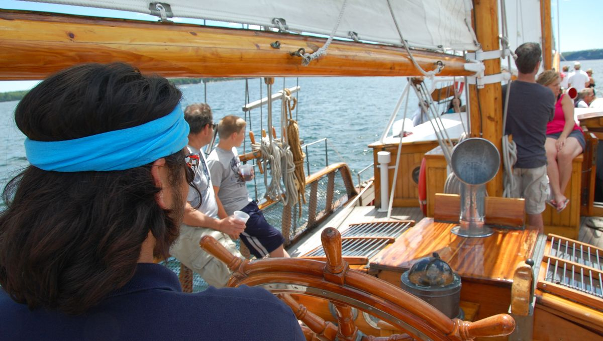 Båttur Halifax