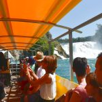 Rhenfallet i Schweiz – och en resa längs Grand Tour