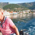 Båttur i Kroatiens skärgård