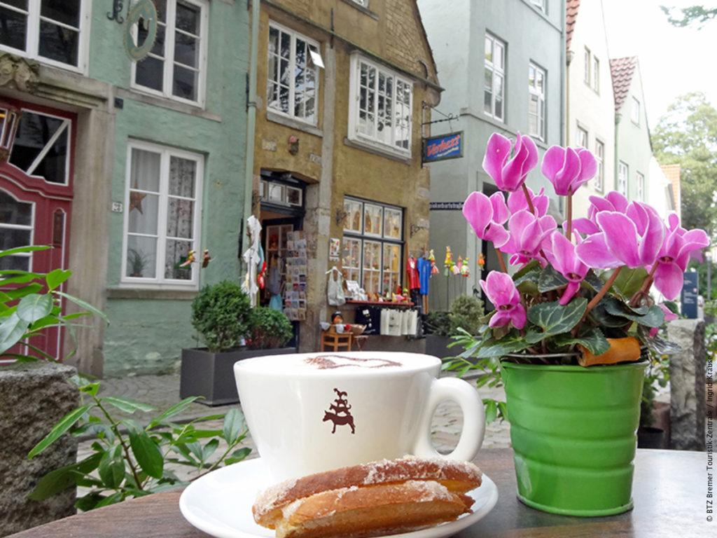 Tyska specialiteter - kaffe