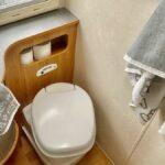 Badrummet i husbilen/husvagnen – tips och kommande produkter