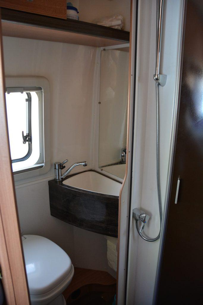 Toaletten i Petromax 128