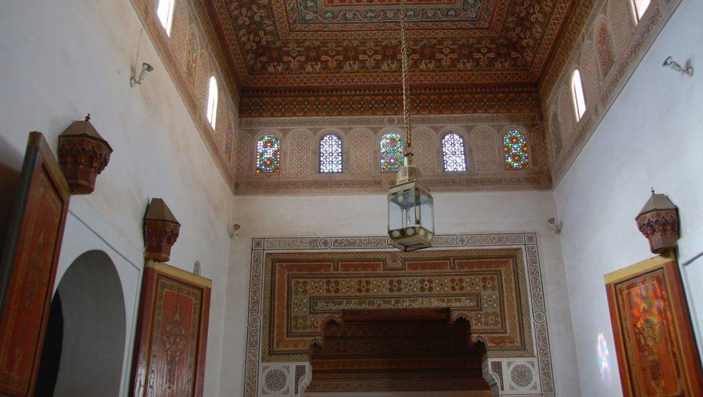 Bahia-palatset i Marrakech