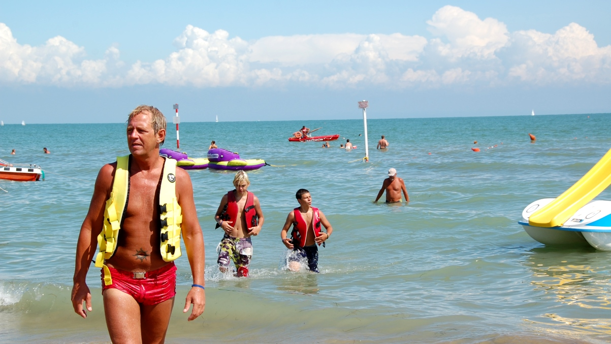 Banana boat Italien