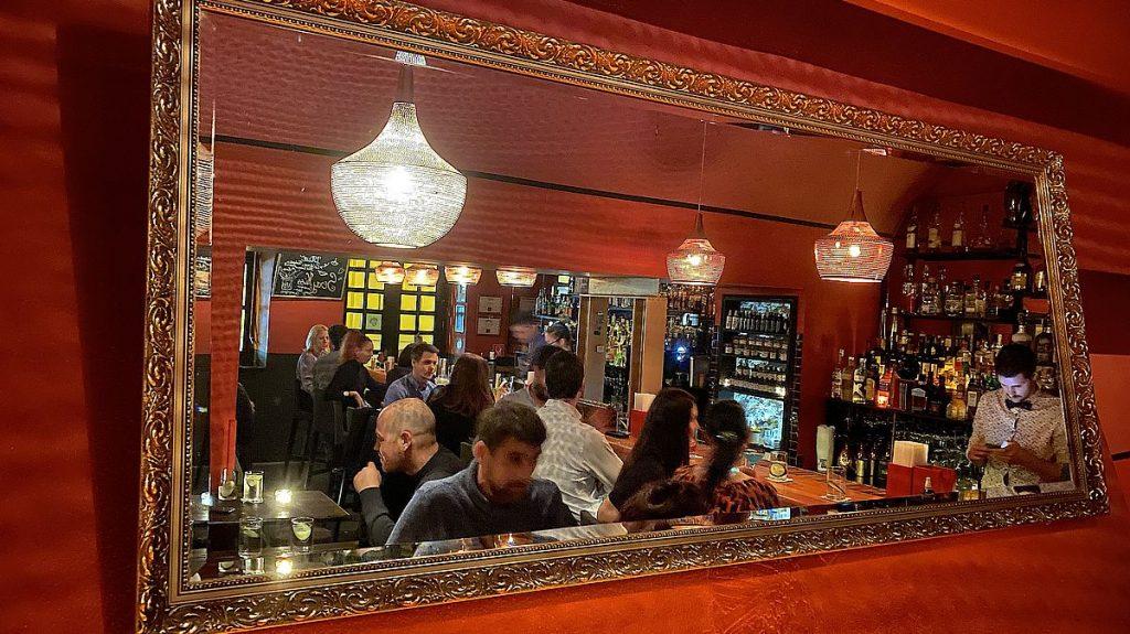 Bar i Budapest