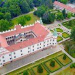 Österut i Polen: Slottet Baranów Sandomierski