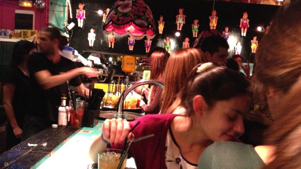 Att göra i Barcelona: Testa nattlivet!