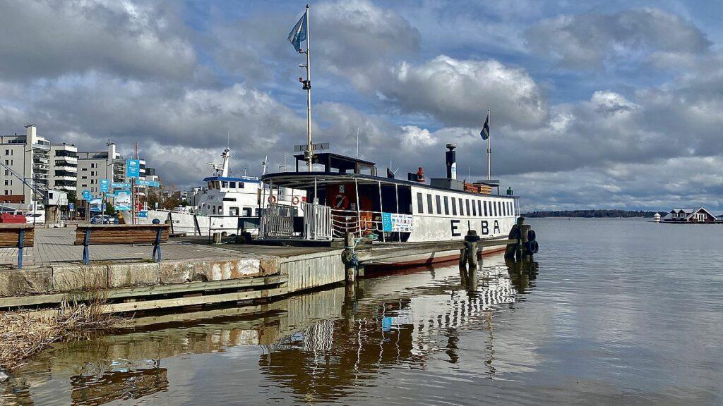 Göra i Västerås - båtturer
