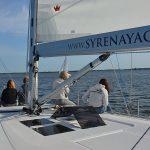 Livet ombord på segelyachten Bavaria C50