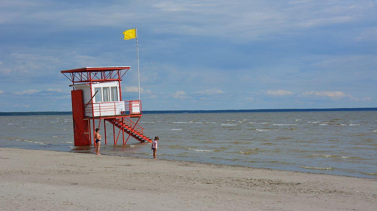 Beach Pärnu