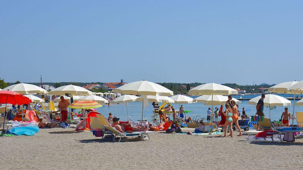 Zaton beach