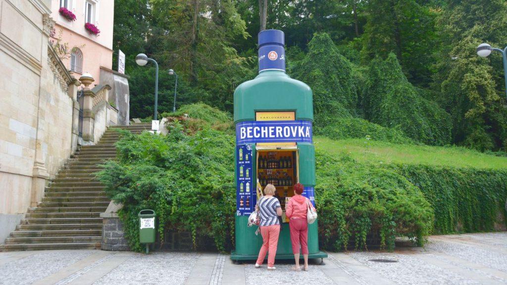 Becherovka i Karlsbad