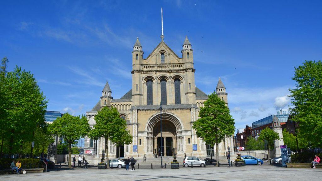 Belfast sevärdheter: St Anne's katedral i Belfast