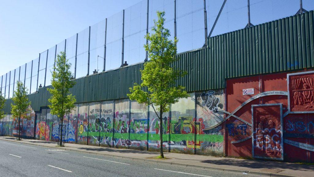 Belfast mur