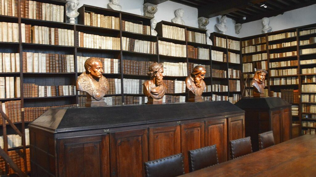 Antwerpen museum - Unesco världsarv i Belgien