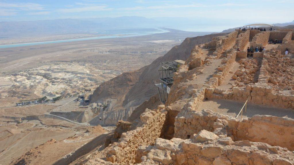 Berg Masada