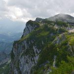Med linbana till toppen av Untersberg i Salzburg