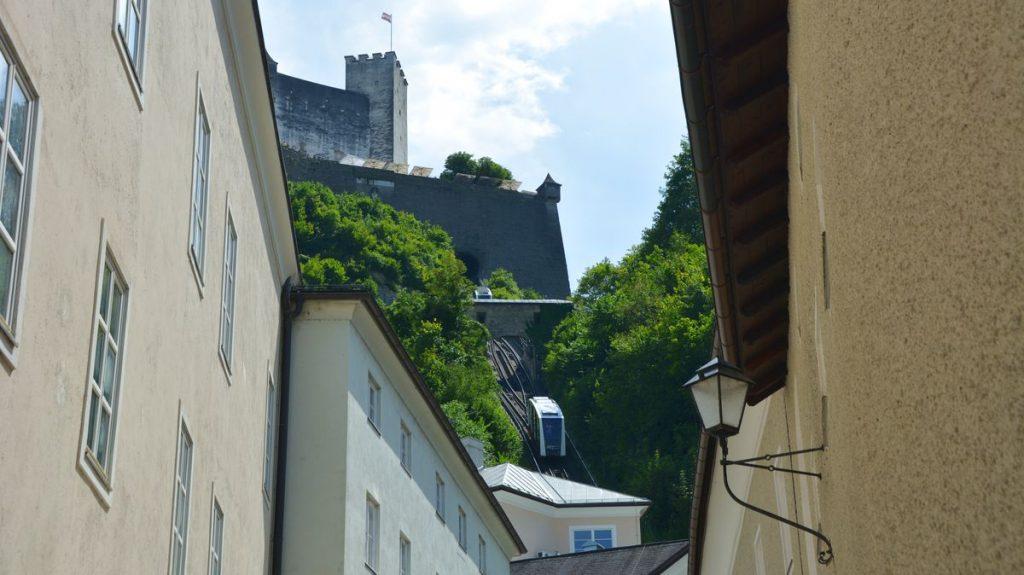 Bergbana Salzburg
