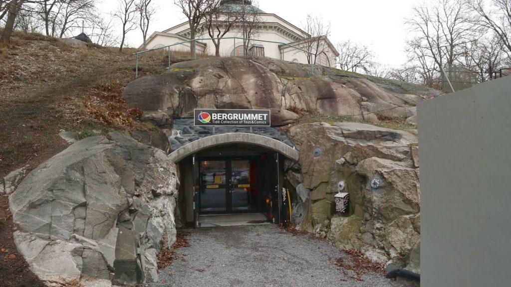 Museum i Bergrummet