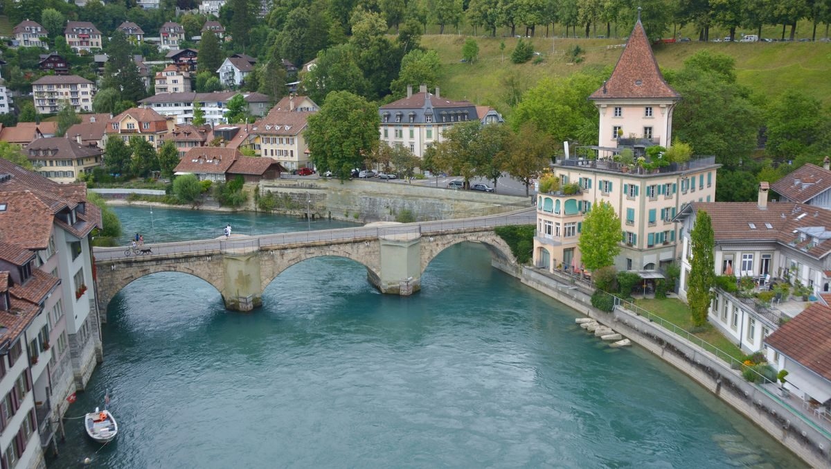 Bern flod