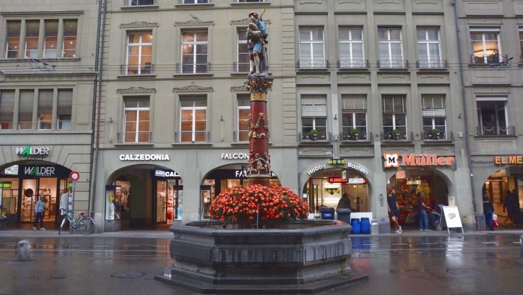 Bern fontän