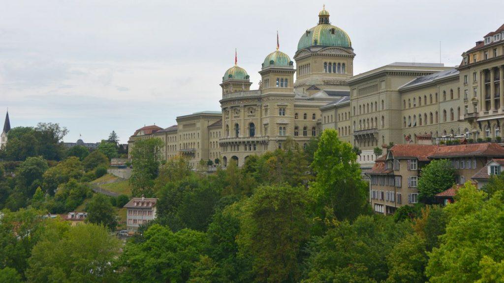 Schweiz regering