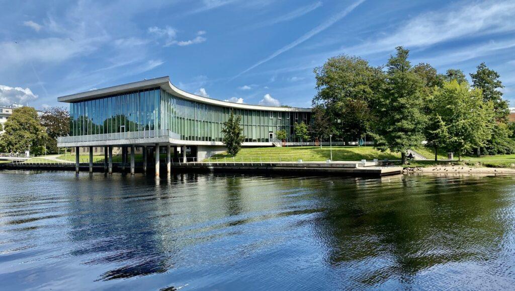 Göra i Halmstad - stadsbiblioteket