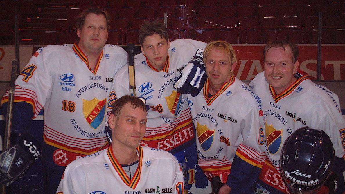 Ishockey i Globen