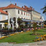 Biograd i Kroatien – och camping Park Soline