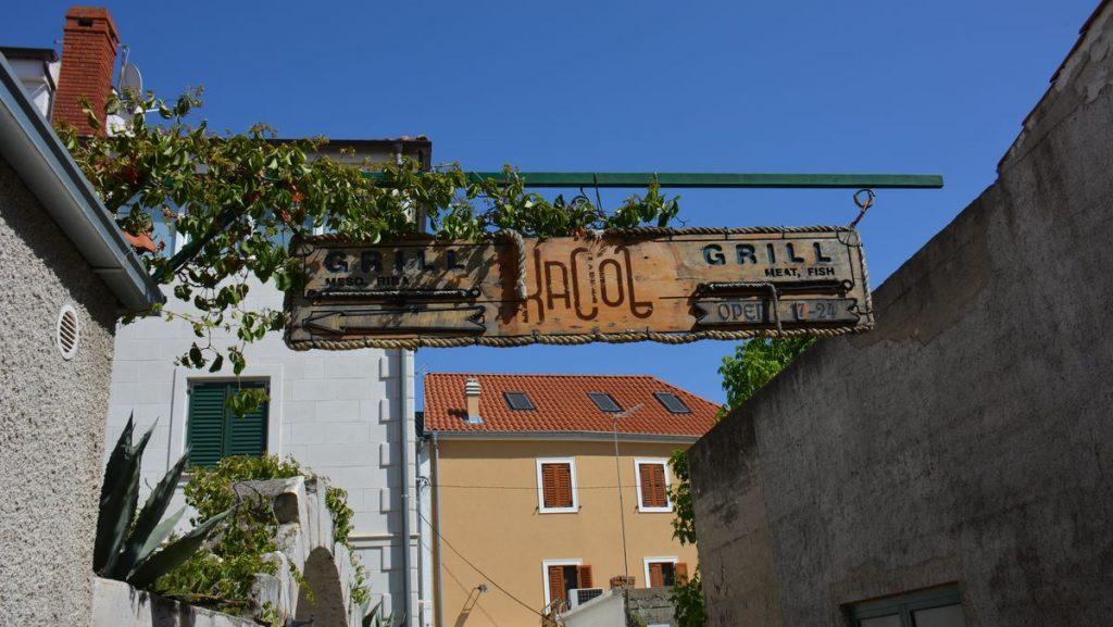Biograd i Kroatien