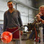 Att blåsa glas – besök på moser glasbruk i Tjeckien