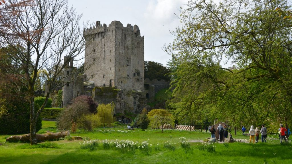Blarney Castle i Cork
