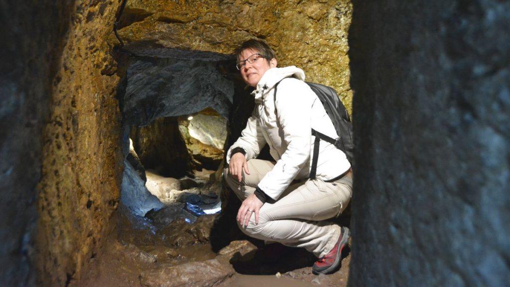 Blarney castle gångar