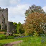 Vackra Blarney Castle på Irland – kyssa Blarneystenen
