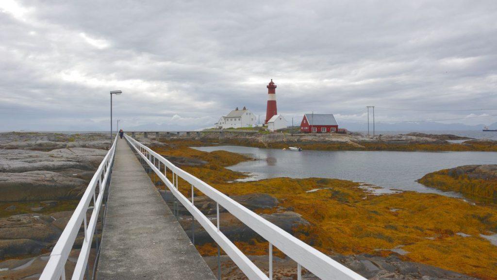 Bo i en fyr - Tranoy fyr i Nordnorge
