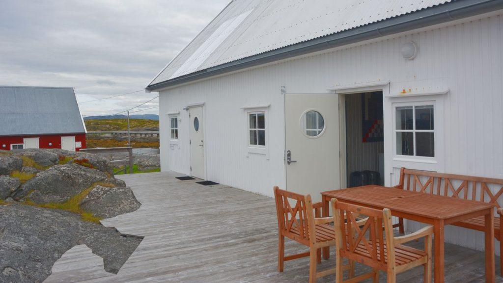 Bo i en fyr i Norge