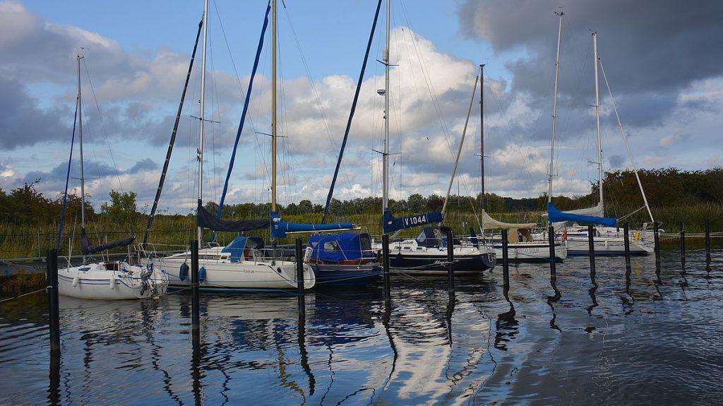 Båtar i Ryck
