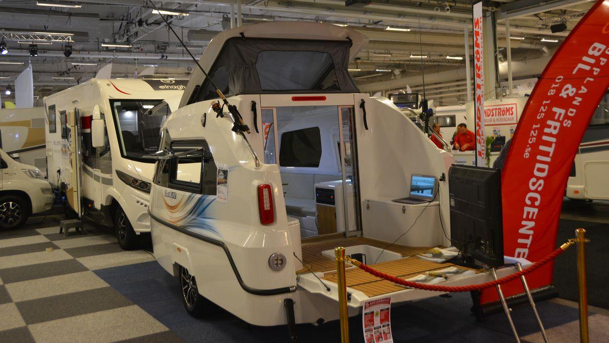 Boatvan Caravan Stockholm