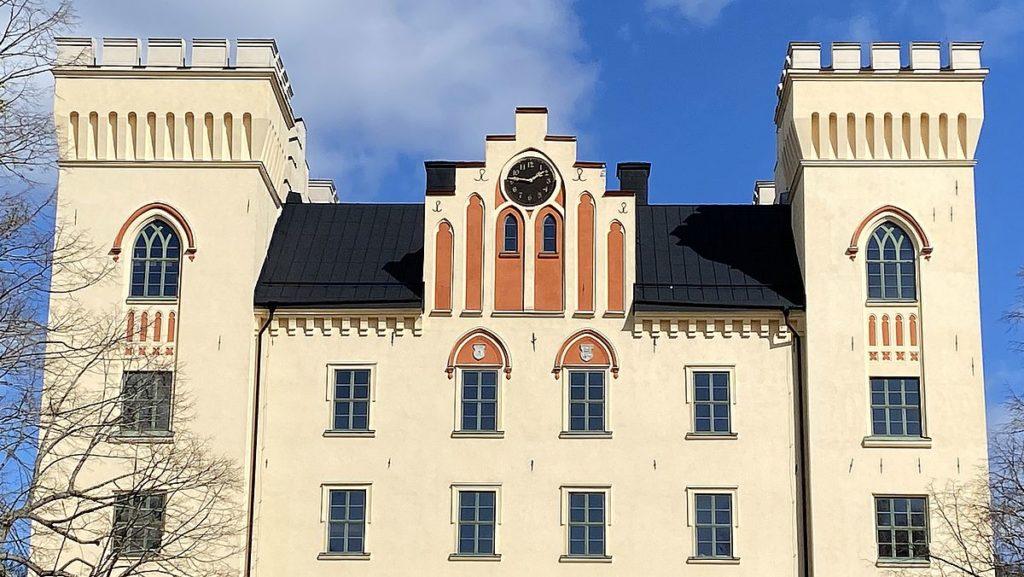Bogesunds slott i Vaxholm, Bogesundslandet