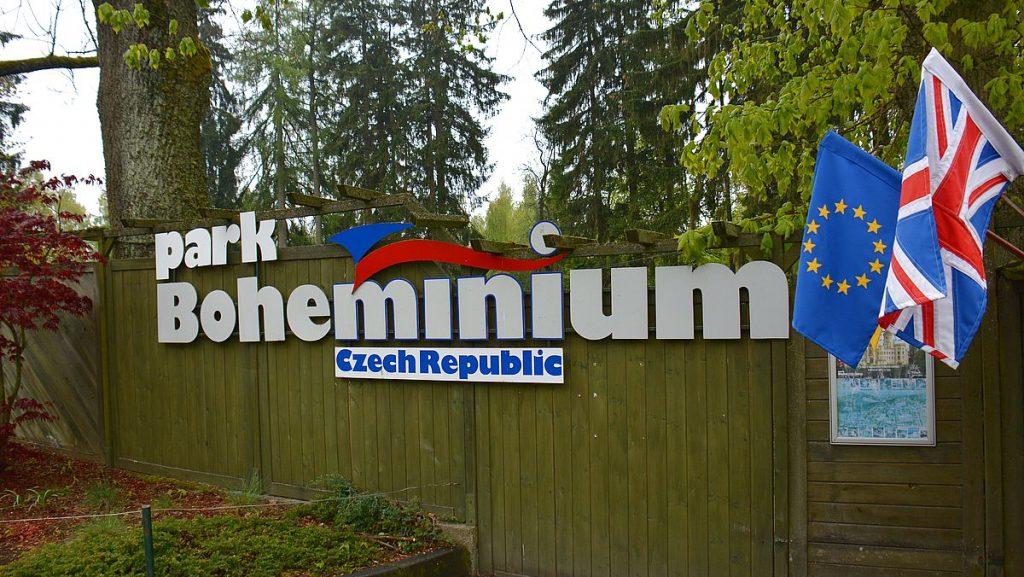 Park Boheminium i Tjeckien