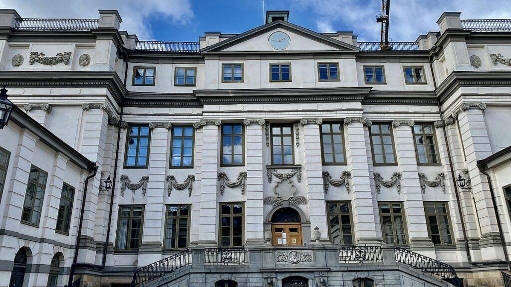 Sevärdheter i Gamla stan - Bondeska palatset